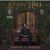 "Damian ""Jr. Gong"" Marley ‎– Stony Hill (Ghetto Youths) CD"